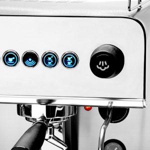 Bảng điều khiển Máy pha cà phê Iberatal IB7 - 2Group