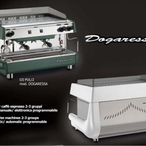 Hệ thống Máy pha cà phê Royal DOGARESSA - Electronic - 2Group