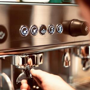 Hệ thống Máy pha cà phê Iberatal IB7 - 2Group