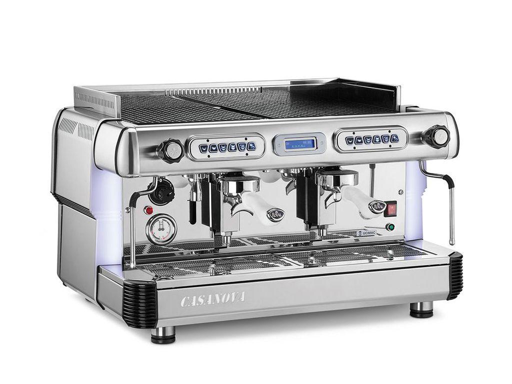 Máy pha cà phê Royal CASANOVA – 2Group chuyên nghiệp