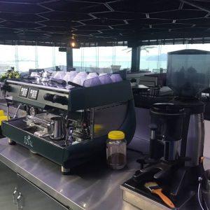 Máy pha cà phê Royal DOGARESSA – Electronic – 2Group chính hãng