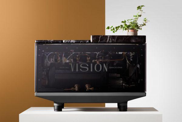 Máy pha cafe NEW IBERITAL VISION chính hãng