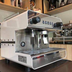 Máy pha cà phê Iberital IB7 - 1Group chuyên nghiệp