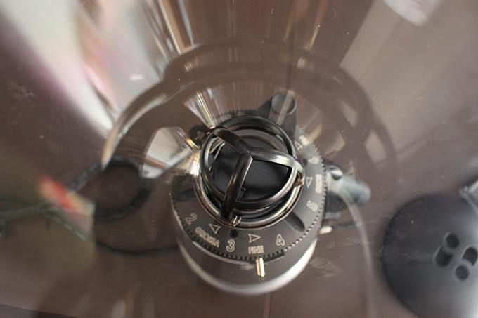 Núm vặn máy xay cafe chuyên nghiệp m5d Plus