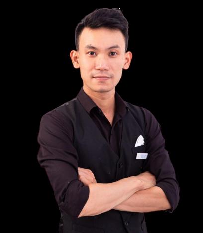 Chân dung giảng viên đào tạo pha chế Minh Dương VNBS Hà Nội