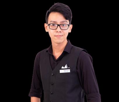 Chân dung giảng viên đào tạo pha chế Minh Tâm VNBS Hà Nội