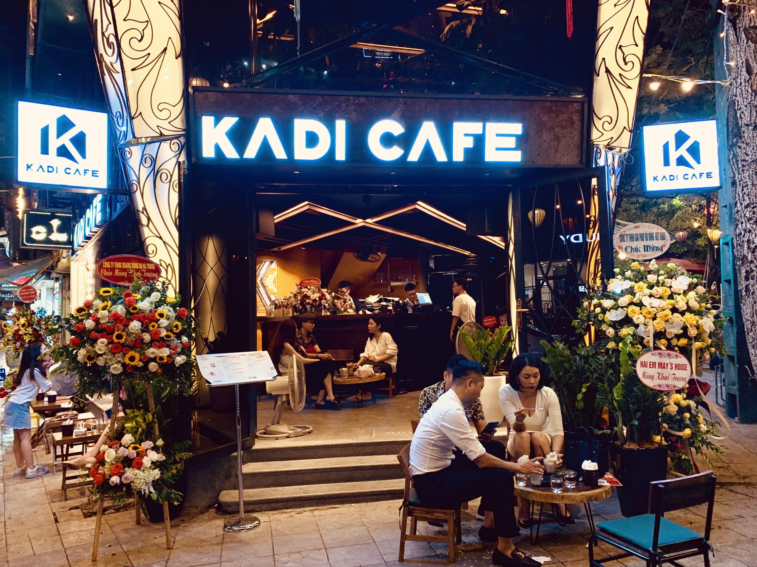 Hồ sơ Setup Chuỗi cà phê nhượng quyền Kadi Cafe
