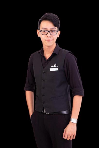Giảng viên đào tạo pha chế Minh Tâm VNBS Hà Nội