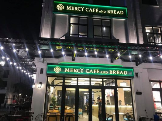 Hồ sơ setup quán cà phê Mercy Cafe and Bread