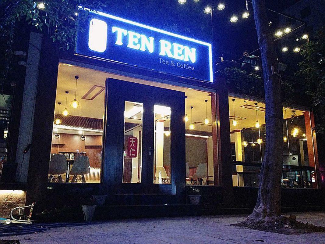 Hồ Sơ setup quán trà sữa Ten Ren Tại VNBS
