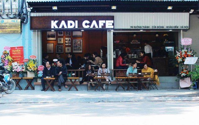 Kadi – 9B Đường Thành, Cửa Đông, Hoàn Kiếm, HN