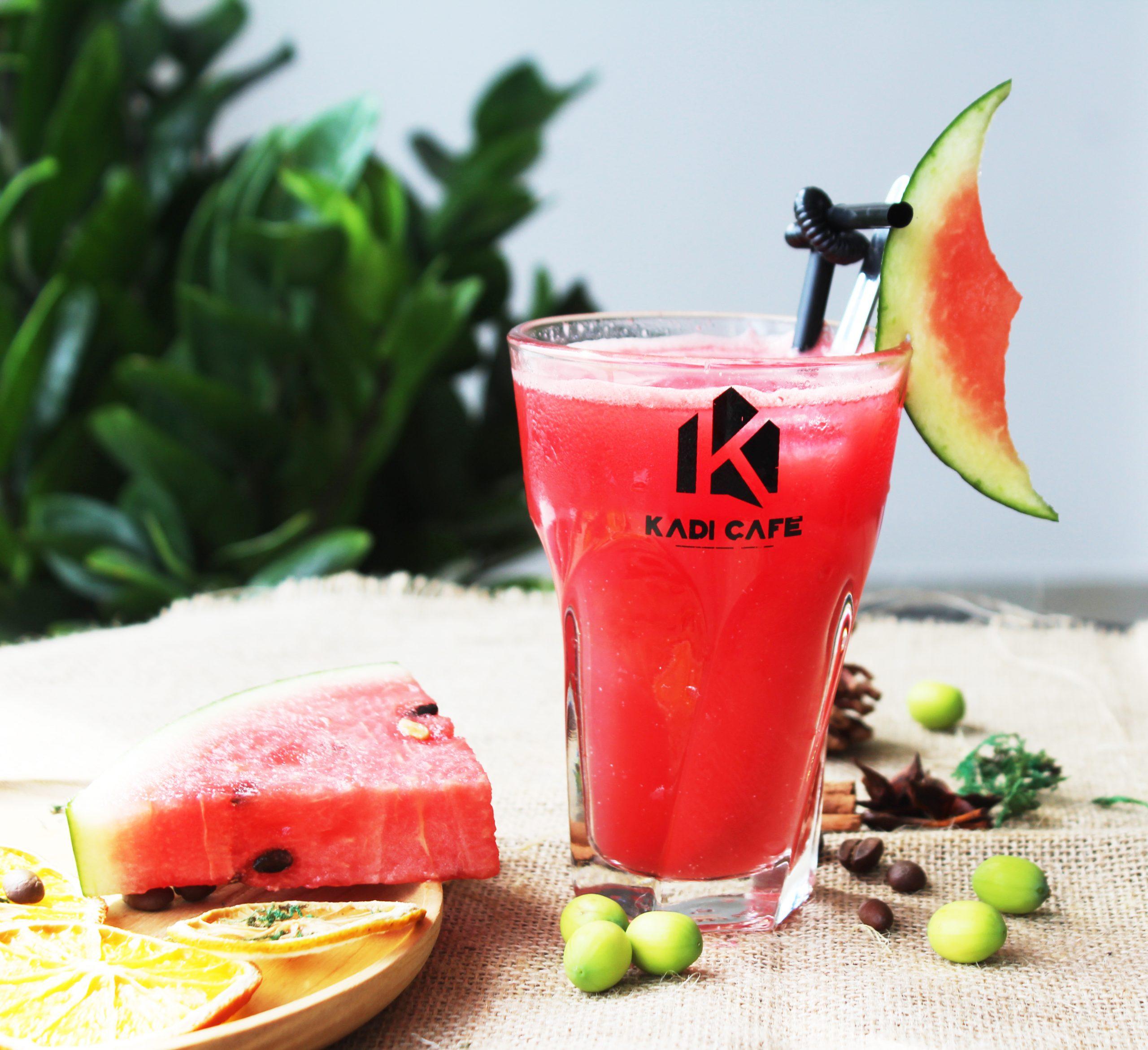 Khoá học pha chế đồ uống truyền thống và trái cây tươi