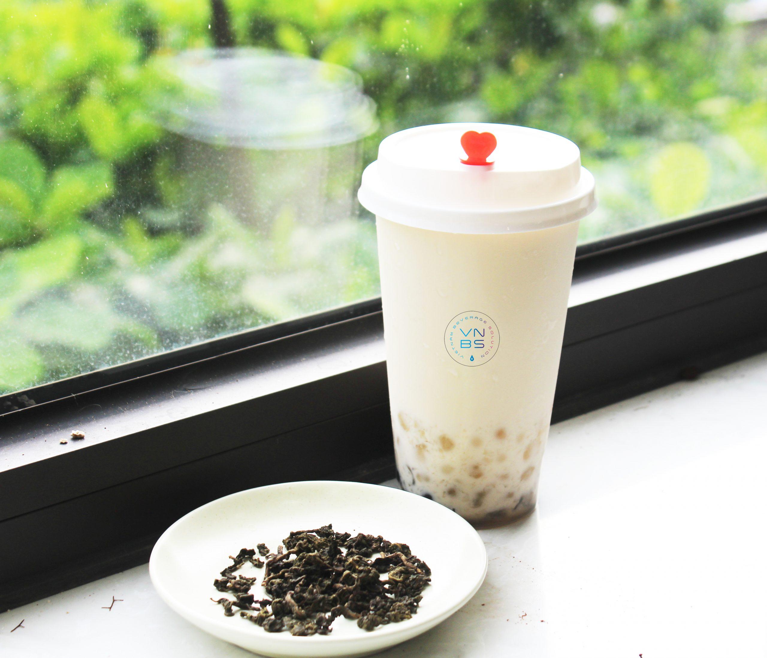 Khoá học pha chế Trà Sữa Đài Loan tại VNBS