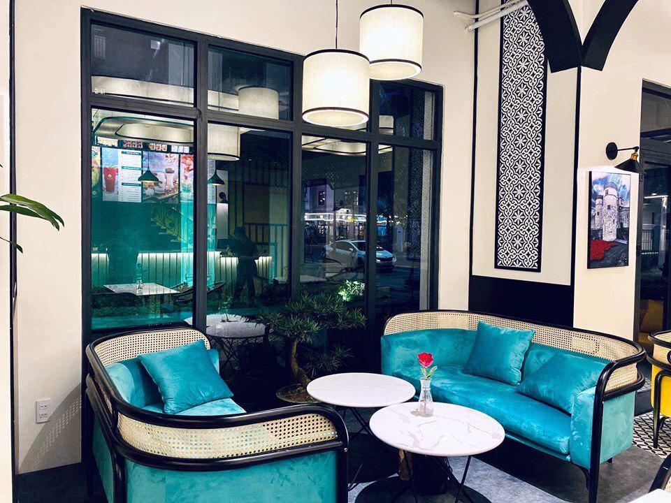 Tư vấn hồ sơ setup quán cà phê Mercy Cafe and Bread tại VNBS