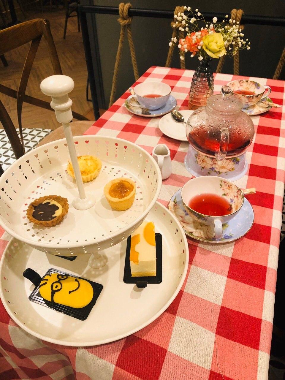 Balzac Café Vinhomes Greenbay Hà Nội - Setup bởi Trung tâm VNBS