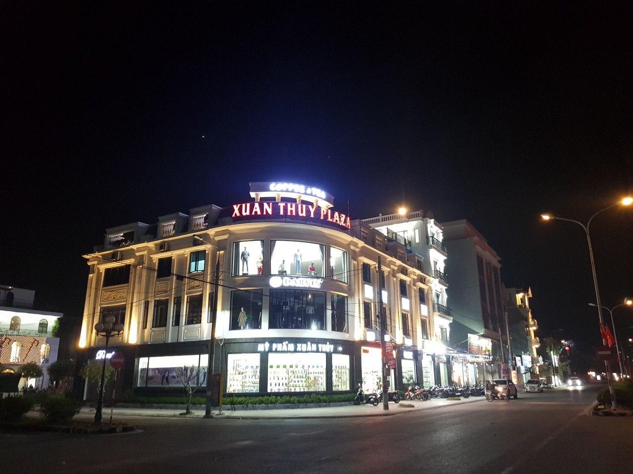 Coffee Tea Xuân Thuỷ Xuân Trường Nam Định, Trung Tâm VNBS