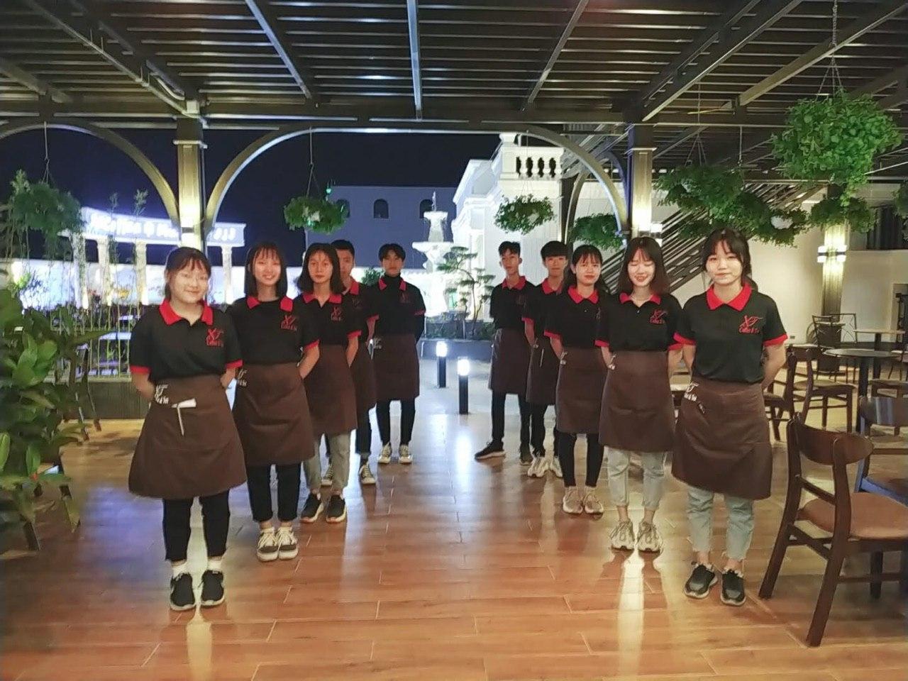 Coffee Tea Xuân Thuỷ Xuân Trường Nam Định, Setup bởi Trung Tâm VNBS
