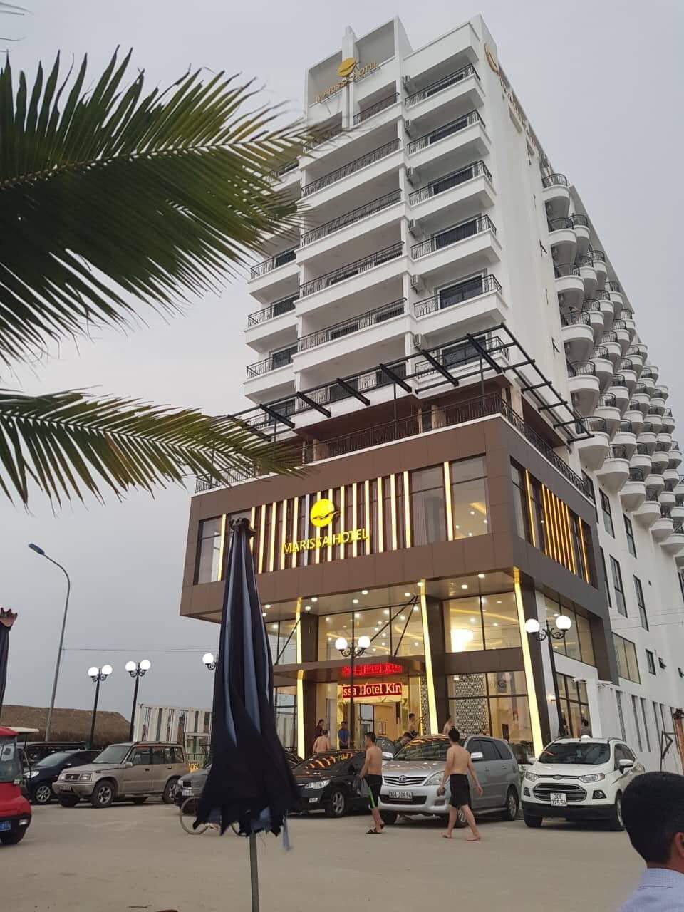 Hồ sơ setup quán cà phê Khách sạn Marissa Thanh Hoá tại VNBS