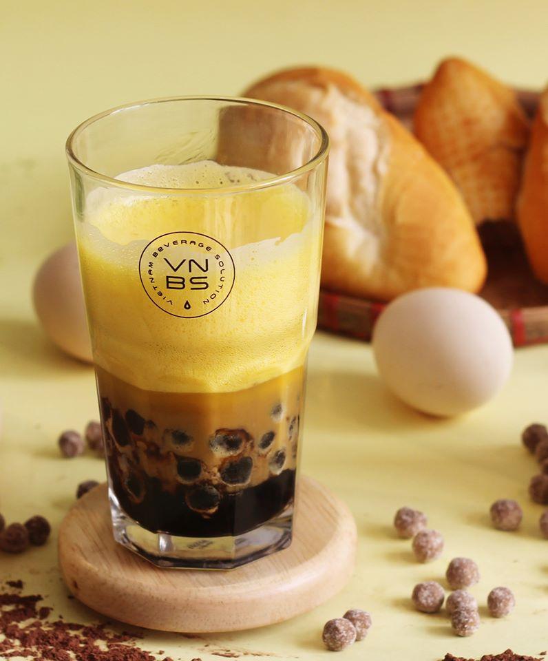 Khoá học kem trứng tại trung tâm đào tạo pha chế VNBS Hà Nội